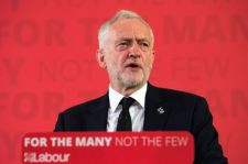 Jeremy Corbyn Resumes Election Campaign With Press Conference On Defence